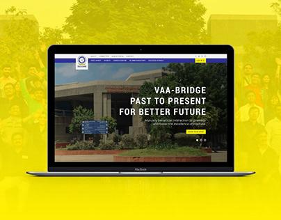 VAA - WebApp Redesign | UIUX