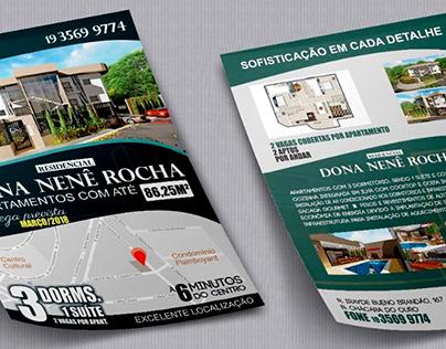 Projeto Residencial Dona Nenê Rocha