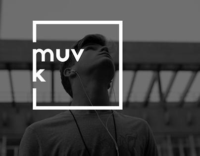 Muvk - Branding