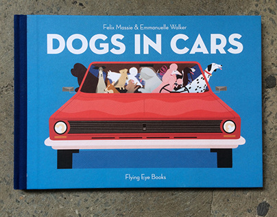Dogs In Cars book