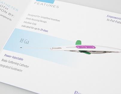PowerGlide Pro Midline Catheter Brochure