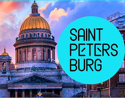 Banners for Saint Peterburg government, Euronews