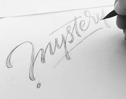 Mystery, Logo design