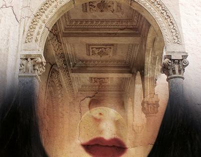 Surrealistic Photo Collage