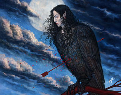 Last son of Harpy
