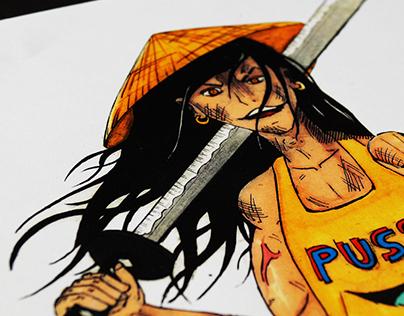 Manga's Characters //