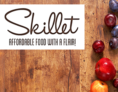 Skillet Mini-Cookbook