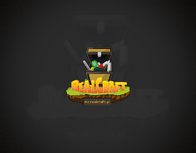 Realcraft - Logo