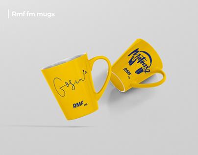RMF FM mugs