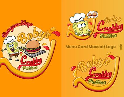 Bobby's Burger Restaurant Logo