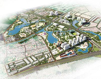 4. Urban Planning QHPK-QHCT NAM VĨNH YÊN 2021