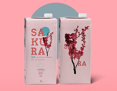 packaging design / omashu chás
