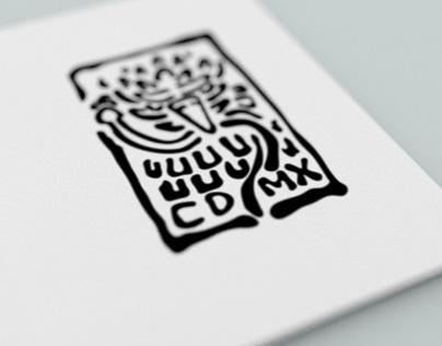 Propuesta de logo de la Ciudad de México