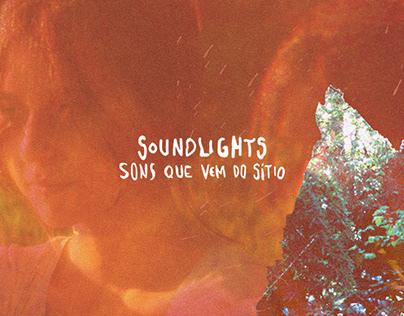 Soundlights - Sons que vem do sítio - Projeto Gráfico