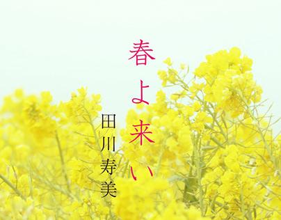 """MV / TOSHIMI TAGAWA """"HARUYOKOI"""""""