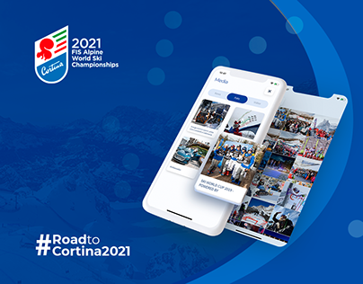 Cortina 2021 Official App to live #RoadtoCortina2021