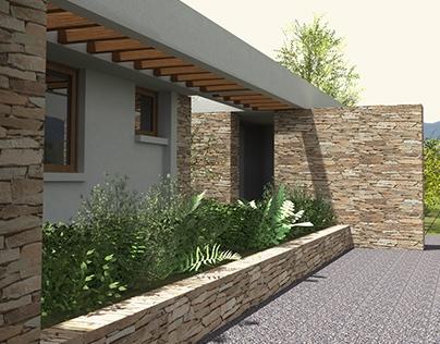 Casa BN - Santa Cruz, Chile