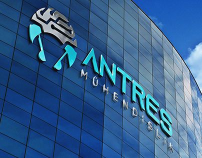 #antres #logo #design