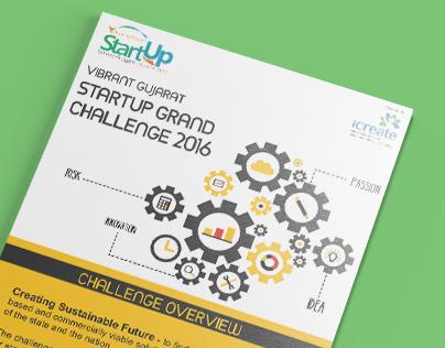 Vibrant Gujarat Startup Grand Challenge 2016