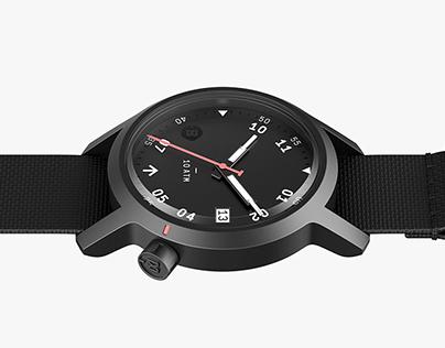 MINUS 8 Anza Field Watch