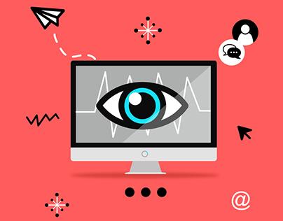 Social media and Newsletter design