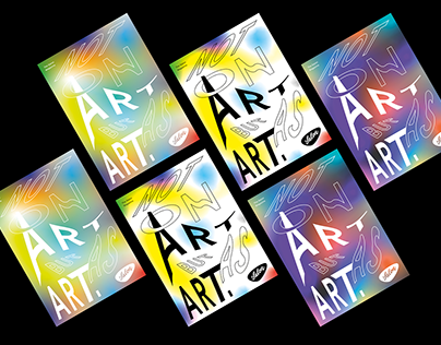 Not On Art But As Art | Graphic Design & Typography