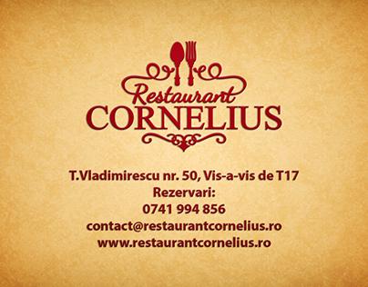CORNELIUS RESTAURANT - ADVERTISING MOVIE CLIP