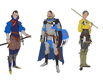 2016 - Character Practice Pt.3