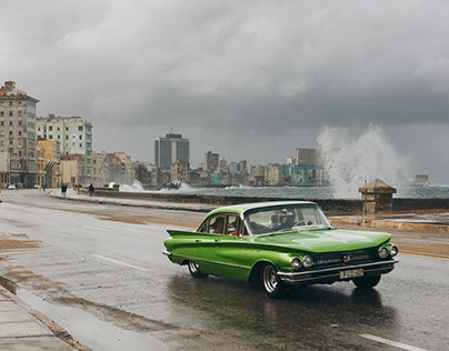 Cuba Cinemascopes