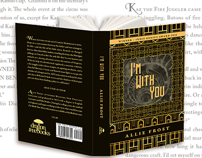 I'm With You | Jacket Design & Print/eBook Formatting