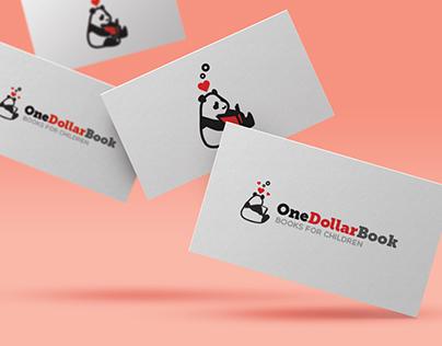 One-Dollar Books Branding