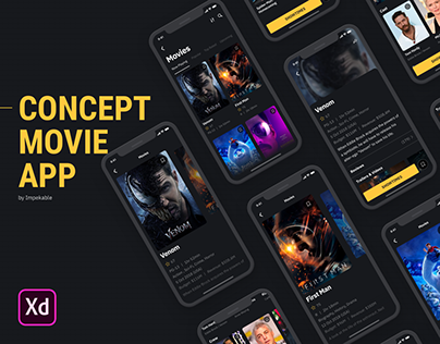 Impekable Concept Movie Mobile App