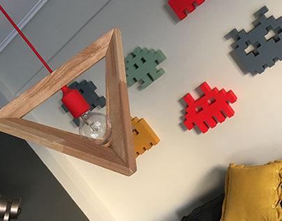 Arcade figures - project φελιζόλ