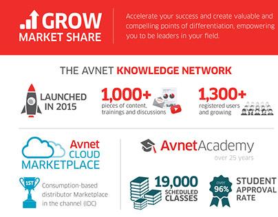 Avnet Technology Solutions Infographic