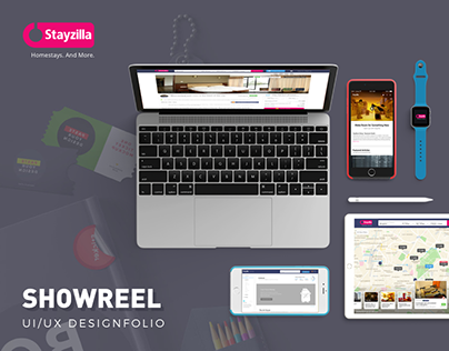 Stayzilla Product Design - India's Homestays Network