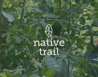 Native Trail - Branding Sal Siali Leaf Plates