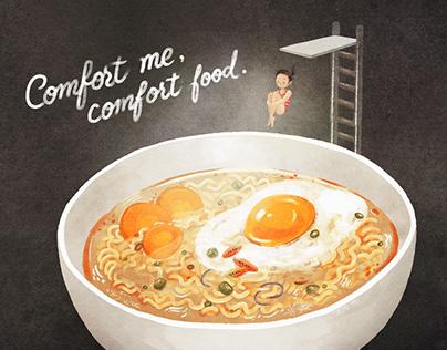 Comfort Food series