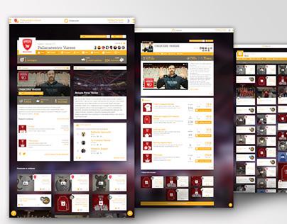 Triboom.com - Sport Crowdfunding Community