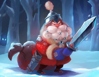 Santa Knight