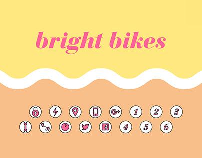 Bright Bikes - Website