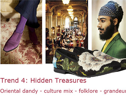 Hidden treasures AW 2015/2016 menswear