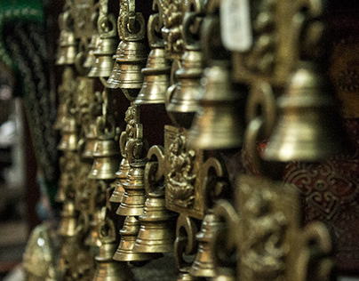 My Capture #51: Cling Cling in Tradition, Brass Bell