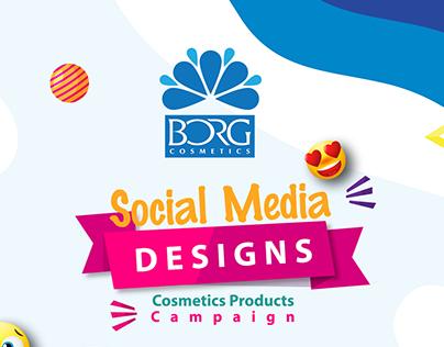 Social Media Designs Vol.1