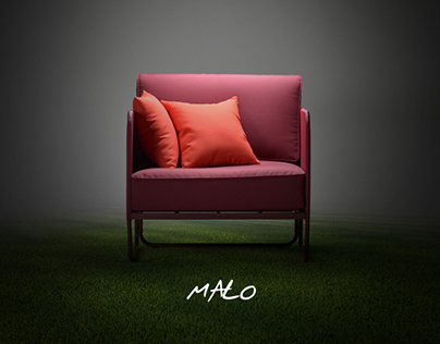 Malo Outdoor Furniture for BLOOMA