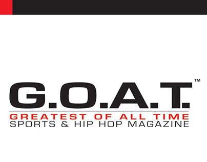 G.O.A.T. Magazine - Media Kit