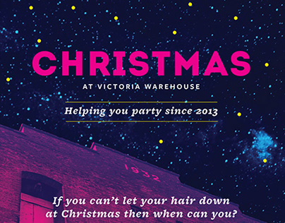 Christmas 2018 at Victoria Warehouse