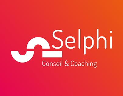 Selphi identité visuelle