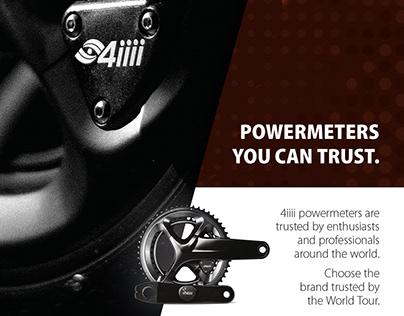 4iiii : Warranty Campaign Print Ads