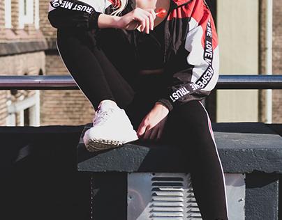Urban Fashion Portrait