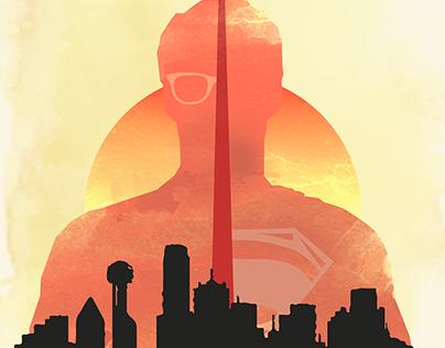Man of Steel alternative posters